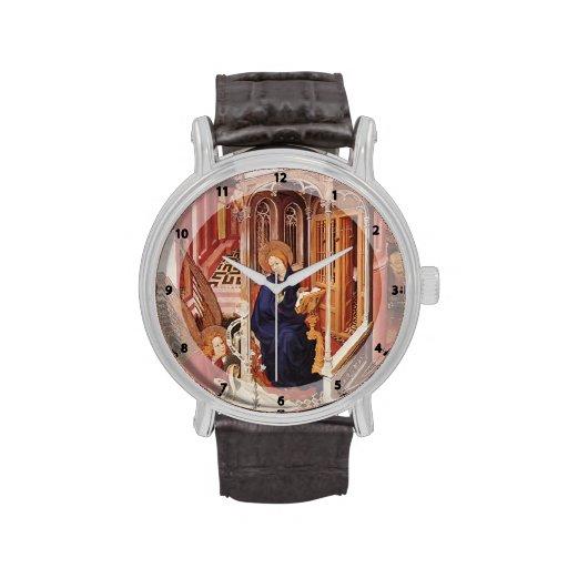 Melchior Broederlam- el anuncio Relojes De Mano