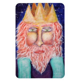 """Melchior"" Three Kings Christmas Art Magnet"