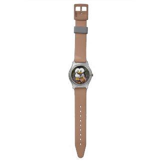 Melcocha asada relojes de pulsera