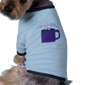 Melcochas del cacao camiseta de mascota