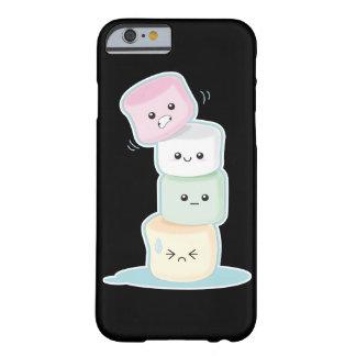 Melcochas del pastel de Kawaii Funda De iPhone 6 Barely There