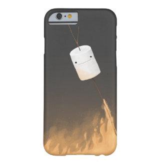 Melcochas en el fuego funda de iPhone 6 barely there