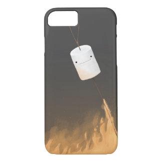 Melcochas en el fuego funda iPhone 7