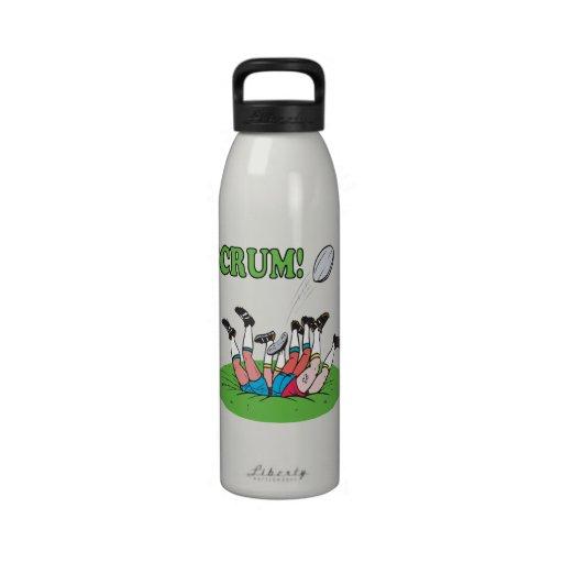 Melé Botella De Agua Reutilizable