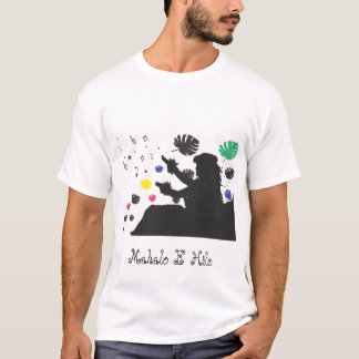 Mele HUla color.ai T-Shirt