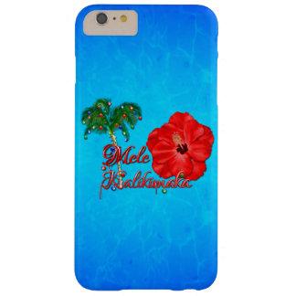Mele Kalikimaka Barely There iPhone 6 Plus Case