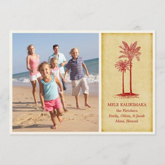 Mele Kalikimaka Christmas Cards.Mele Kalikimaka Hawaiian Christmas Cards