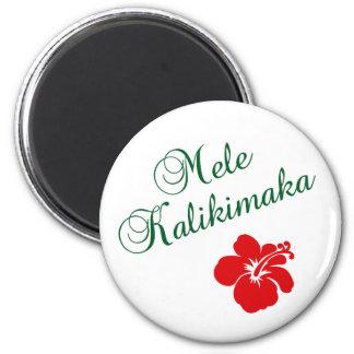 Mele Kalikimaka Magnet