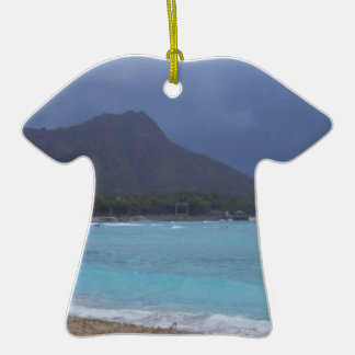 Mele Kalikimaka shirt ornament