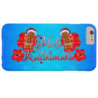 Mele Kalikimaka Tiki Funda De iPhone 6 Plus Barely There