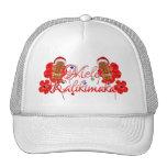 Mele Kalikimaka Tiki Hat