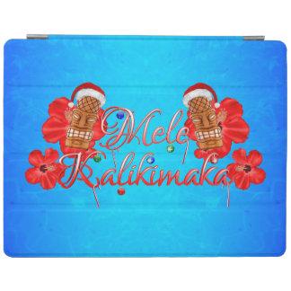 Mele Kalikimaka Tiki iPad Cover