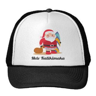 Mele Kalikimaka Trucker Hat