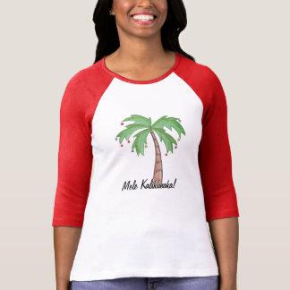 Mele Kalikimaka Tee Shirt