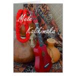 Mele Kalikimaka with Red Robbin Lei Card