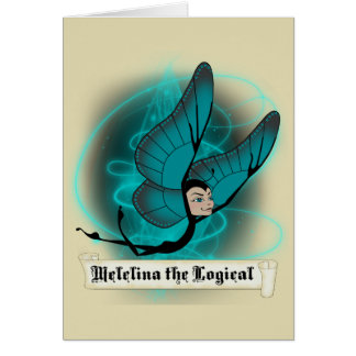 Melelina the Logical Cards