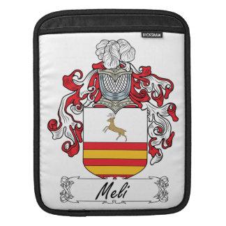 Meli Family Crest Sleeve For iPads