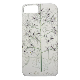 Melia Azedarach from 'Phytographie Medicale' by Jo iPhone 8/7 Case