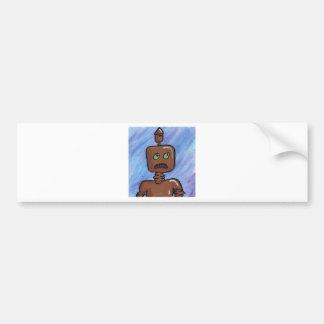 melibot001 10 pegatina de parachoque
