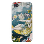 Melies ~ French Magician Vintage Magic Act iPhone 4/4S Case