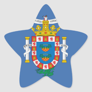 Melilla (Spain) Flag Stickers