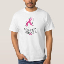 Melissa's Miracle Men's cotton race day tshirt