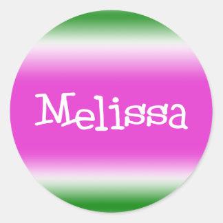 Melissa Stickers