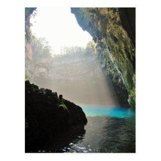 Melissani Cave (Kefalonia) Postcard