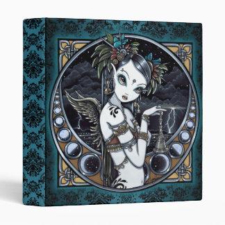 """Melita"" Gothic Tribal Fusion Dancer Angel Binder"