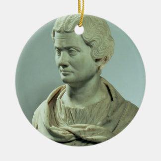 Melitene, priestess of the Mother of the Gods, Rom Ceramic Ornament
