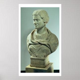 Melitene, sacerdotisa de la madre de dioses, ROM Póster