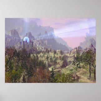 Melizods Castle Print