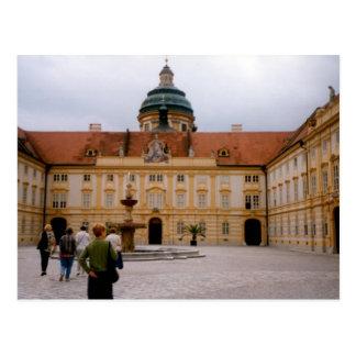 Melk Abbey, Austria Postcard