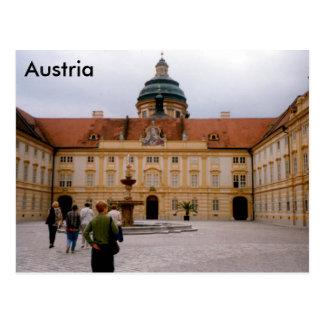 Melk Abbey, Melk, Austria Postcard