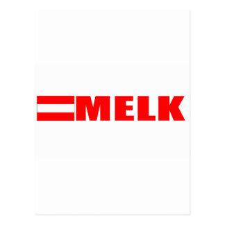 Melk, Austria Postcard