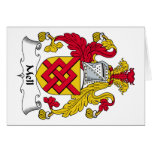 Mell Family Crest Greeting Cards