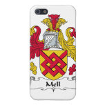 Mell Family Crest iPhone 5 Covers