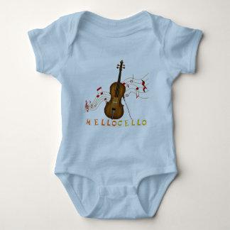Mello Cello Baby Bodysuit