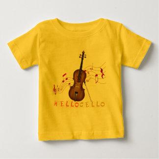 Mello Cello Baby T-Shirt