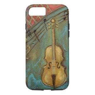 Mello Cello iPhone 7 Case, Tough iPhone 8/7 Case