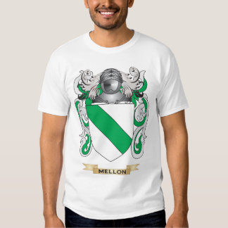 Mellon Coat of Arms (Family Crest) Shirt