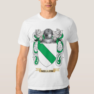 Mellon Coat of Arms (Family Crest) Tshirt
