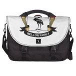Mellon Family Crest Commuter Bags