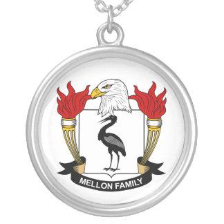 Mellon Family Crest Jewelry
