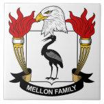 Mellon Family Crest Tiles