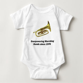 Mellophone Baby Bodysuit