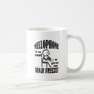 Mellophone, Brain Freeze Coffee Mug