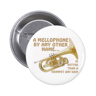 Mellophone By Any Other Name Pins