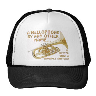 Mellophone By Any Other Name Trucker Hat