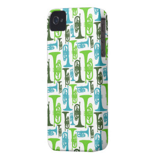 Mellophone Case-Mate iPhone 4 Cases